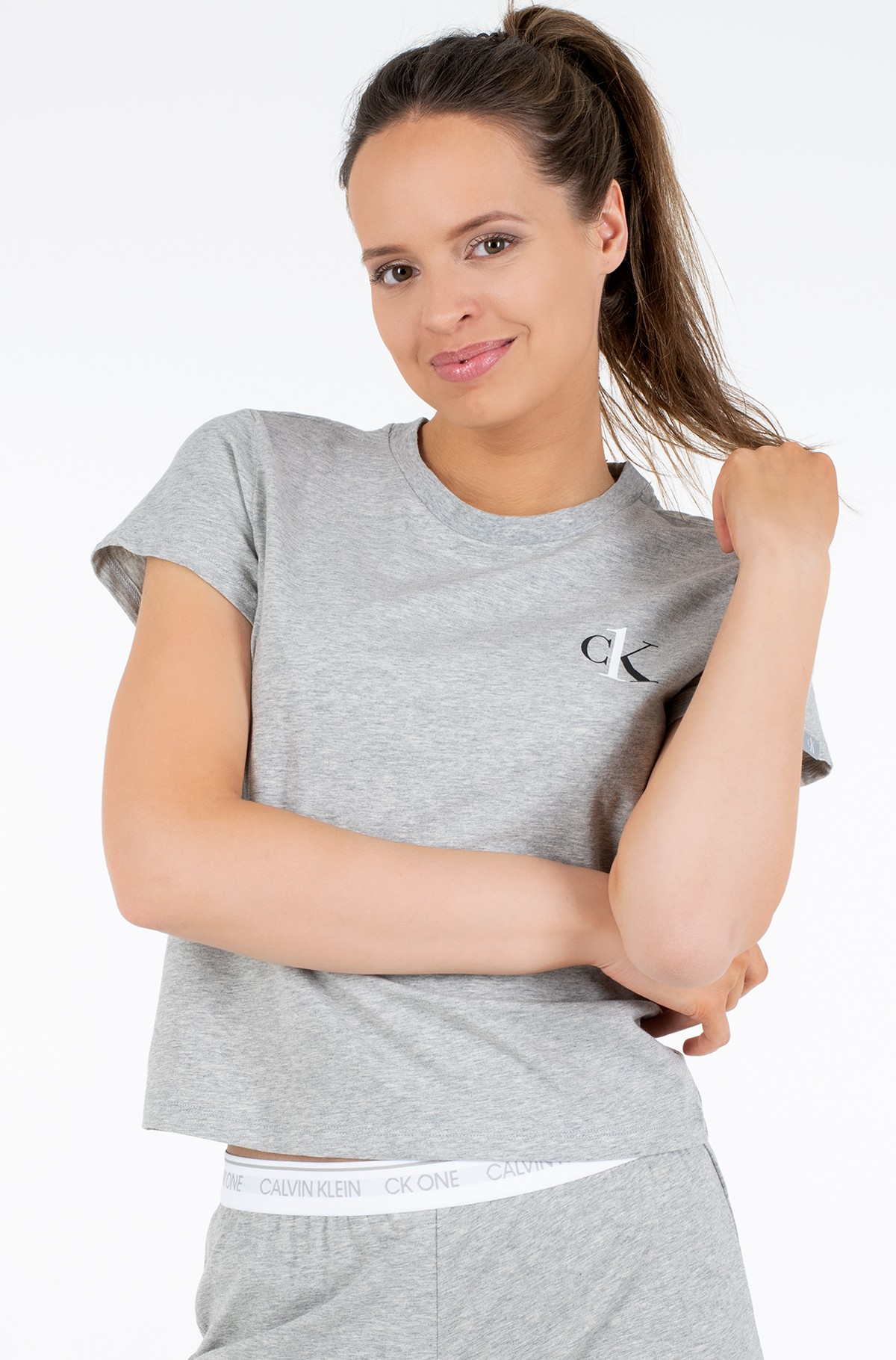 Pižamos marškinėliai 000QS6356E-full-1