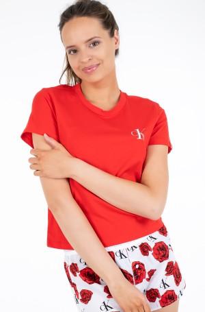 Pižamos marškinėliai 000QS6356E-1