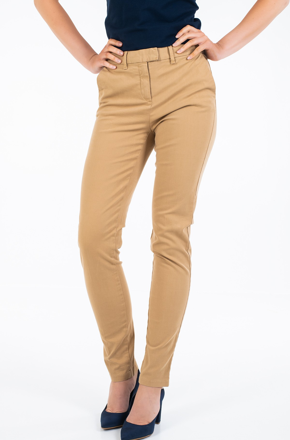 Trousers HERITAGE SLIM FIT CHINO-full-1