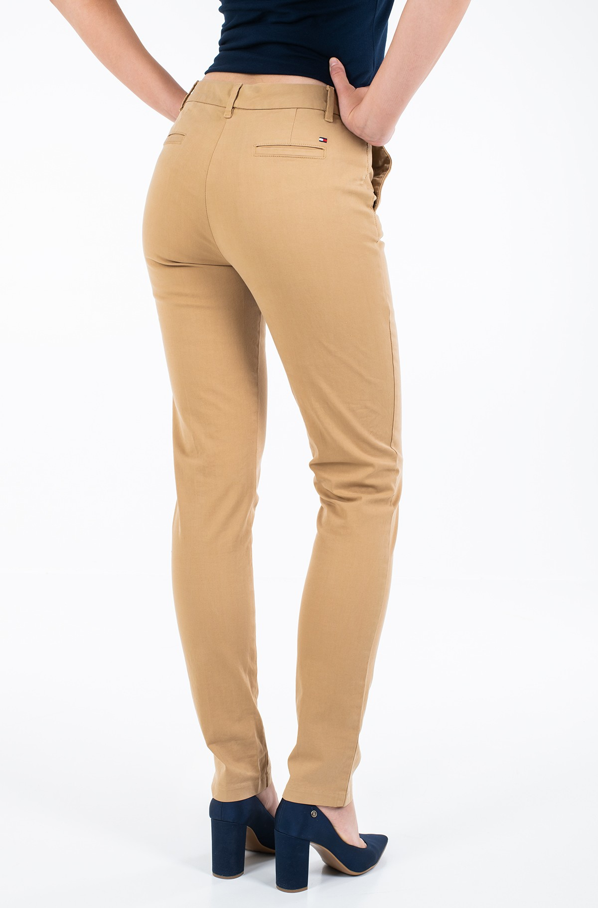 Trousers HERITAGE SLIM FIT CHINO-full-2