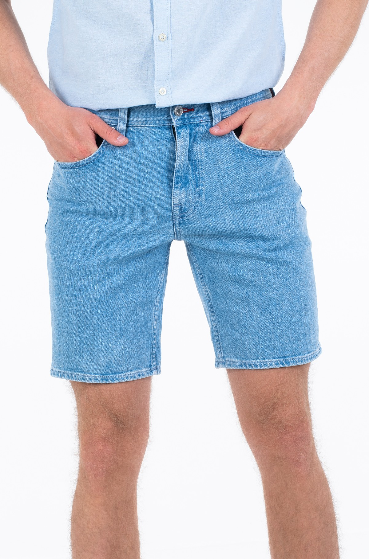 Shorts BROOKLYN 5PKT SHORT ALTON BLUE-full-1