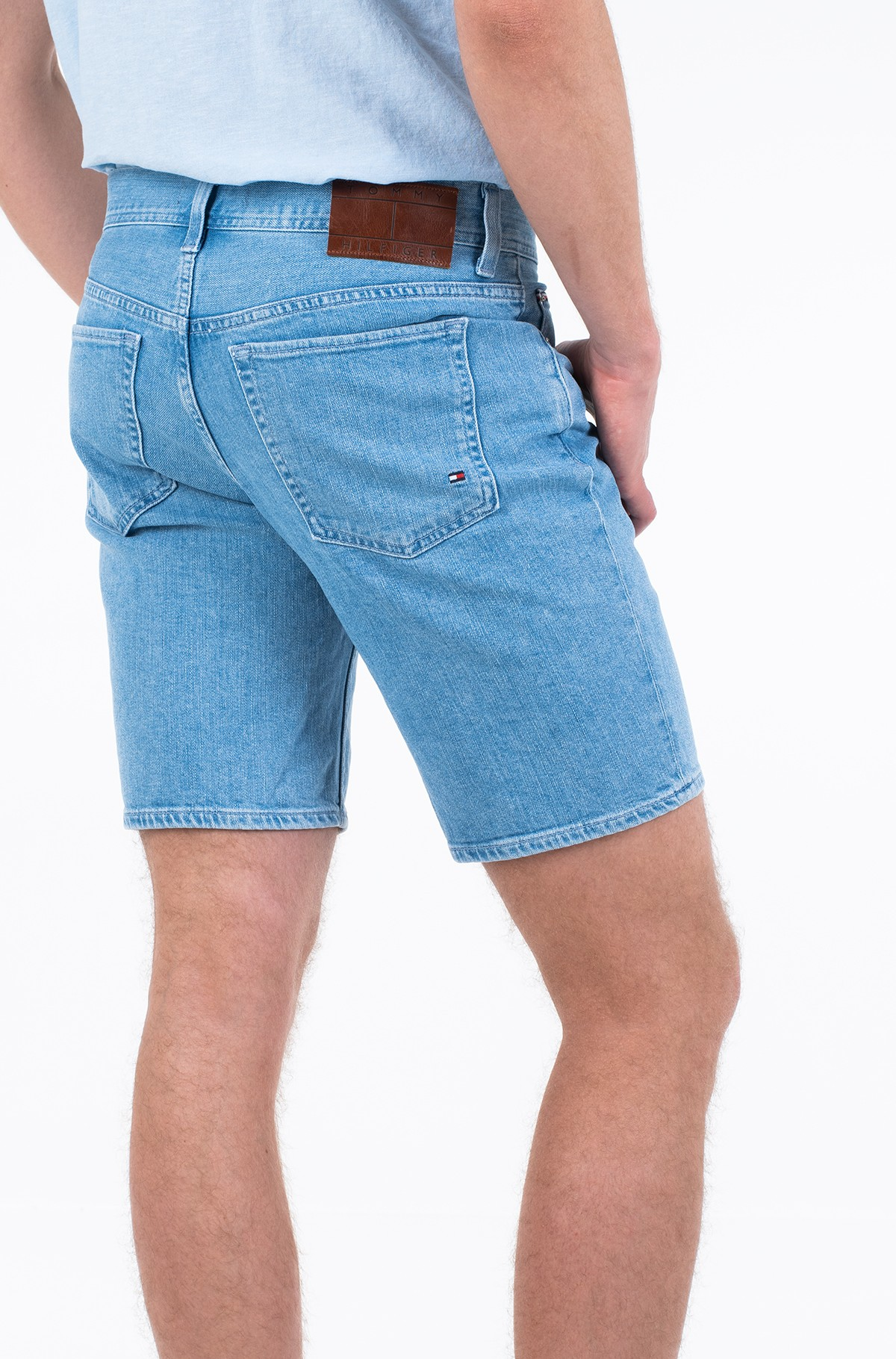 Shorts BROOKLYN 5PKT SHORT ALTON BLUE-full-2