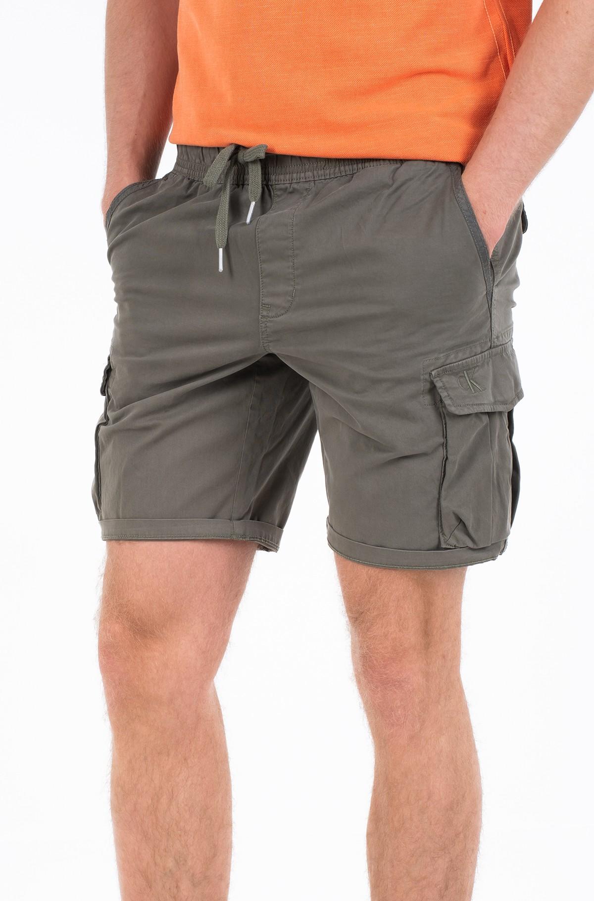 Shorts SIMPLE WASHED CARGO SHORT-full-1