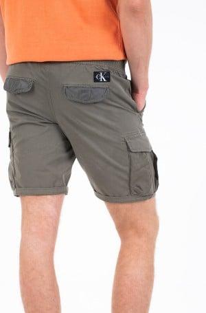 Shorts SIMPLE WASHED CARGO SHORT-2