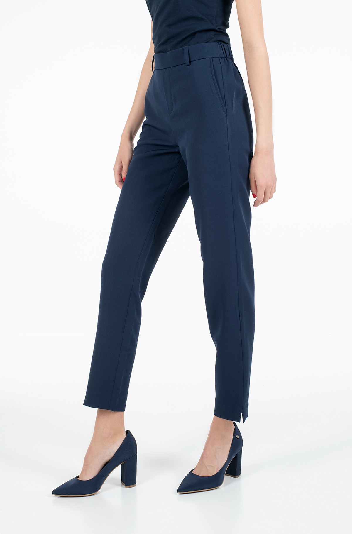 Fabric trousers 1017637-full-1