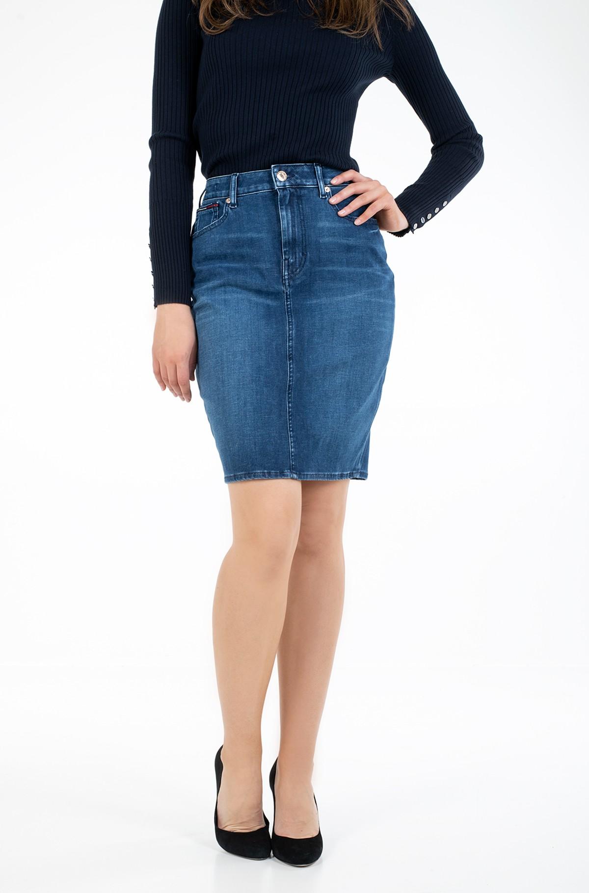 Skirt HIGH WAIST DENIM SKIRT DYADK-full-1