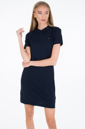 Polodress KHLOE RELAXED POLO DRESS SS-1