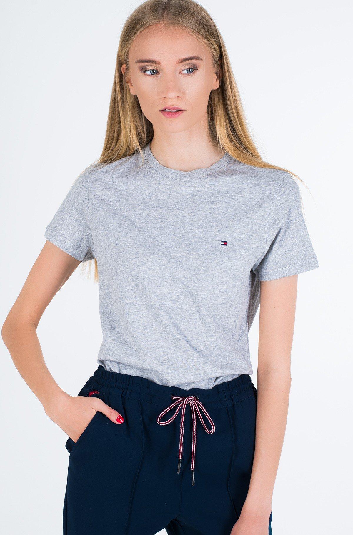 Marškinėliai HERITAGE CREW NECK TEE-full-1