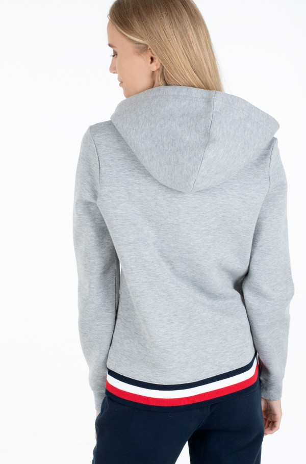 HERITAGE ZIP-THROUGH HOODIE-hover