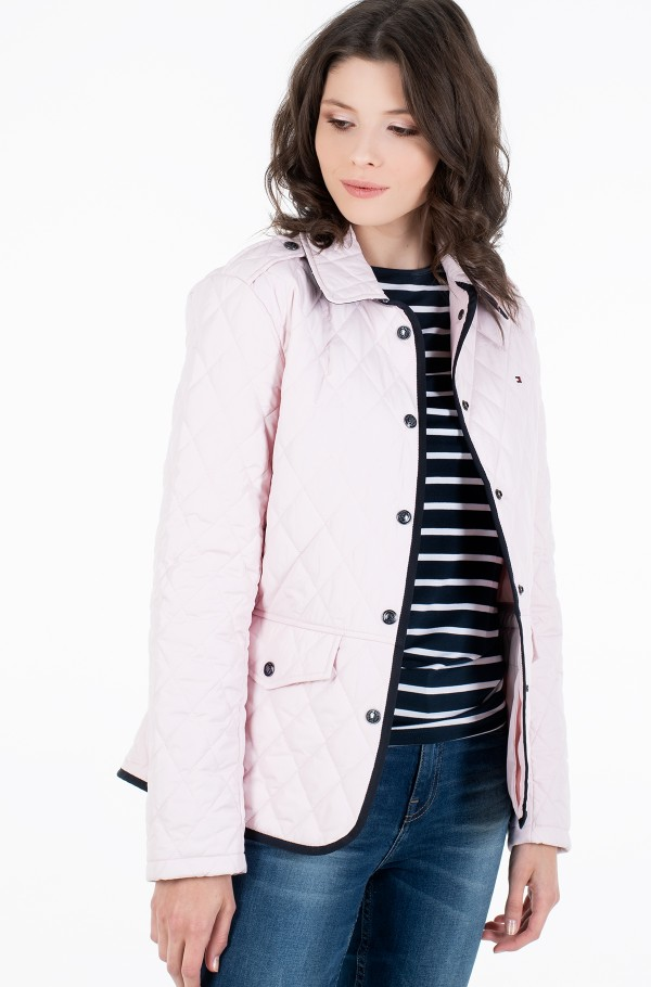 TH ESS QUILTED JACKET