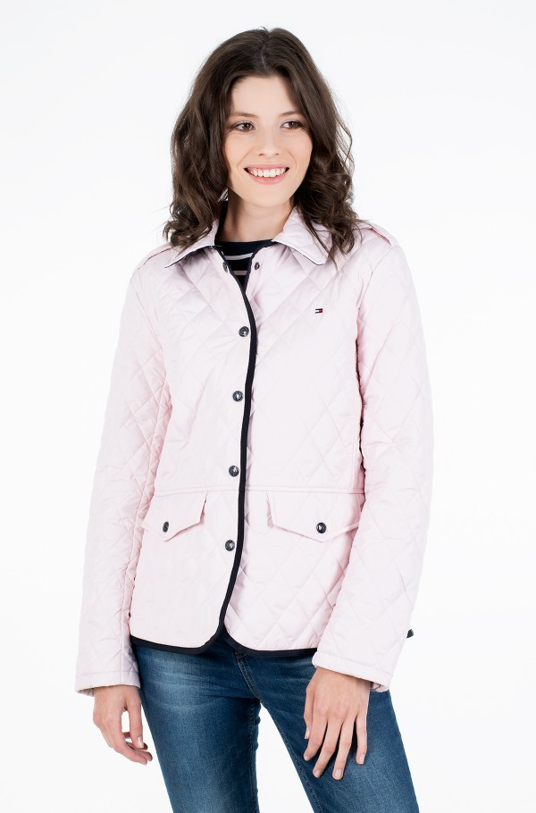TH ESS QUILTED JACKET-hover