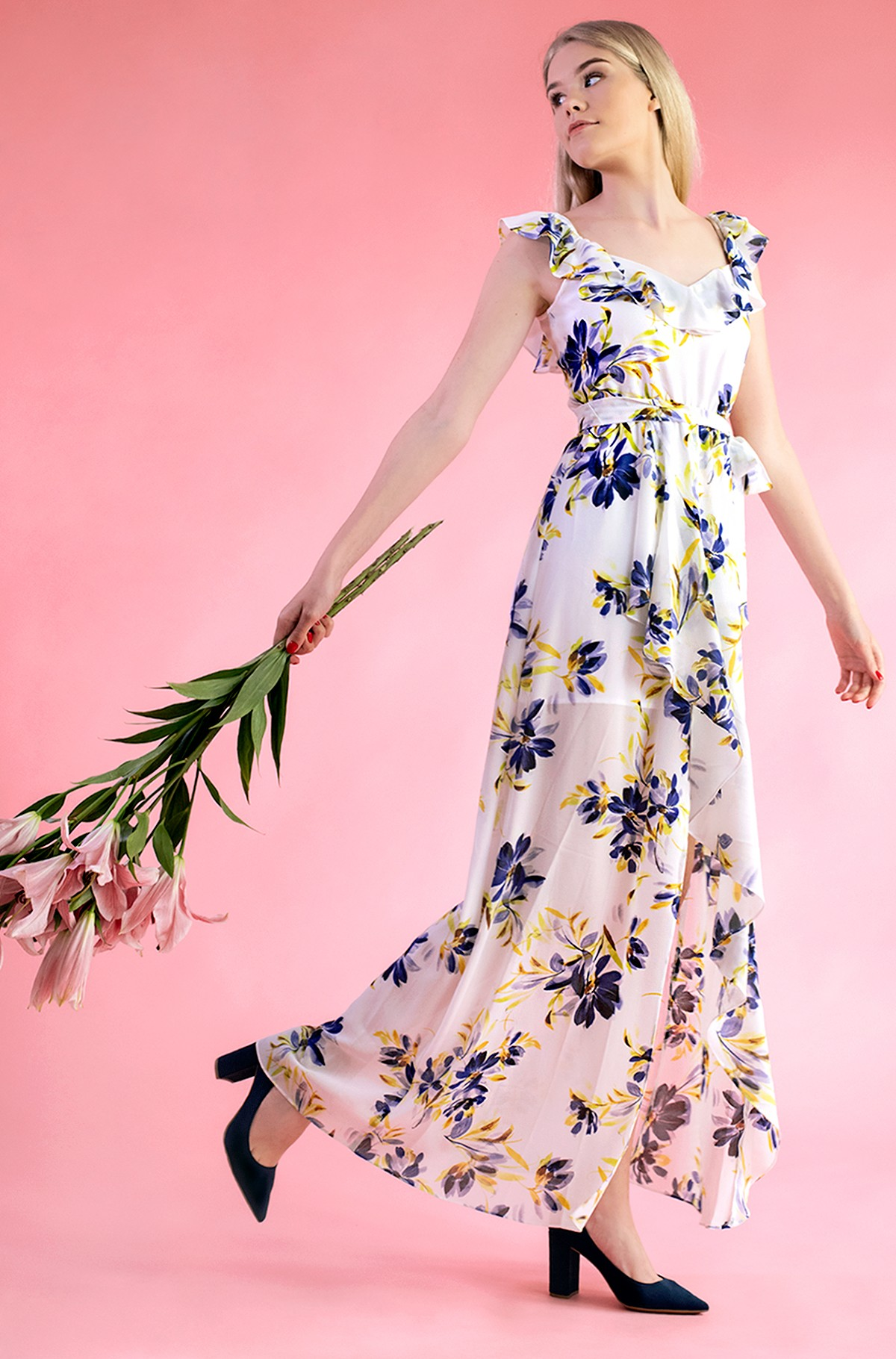 Suknelė W0GK88 WCU30-full-1
