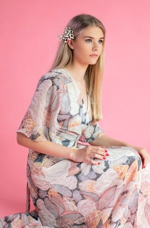 Maxi dress N22E20-1