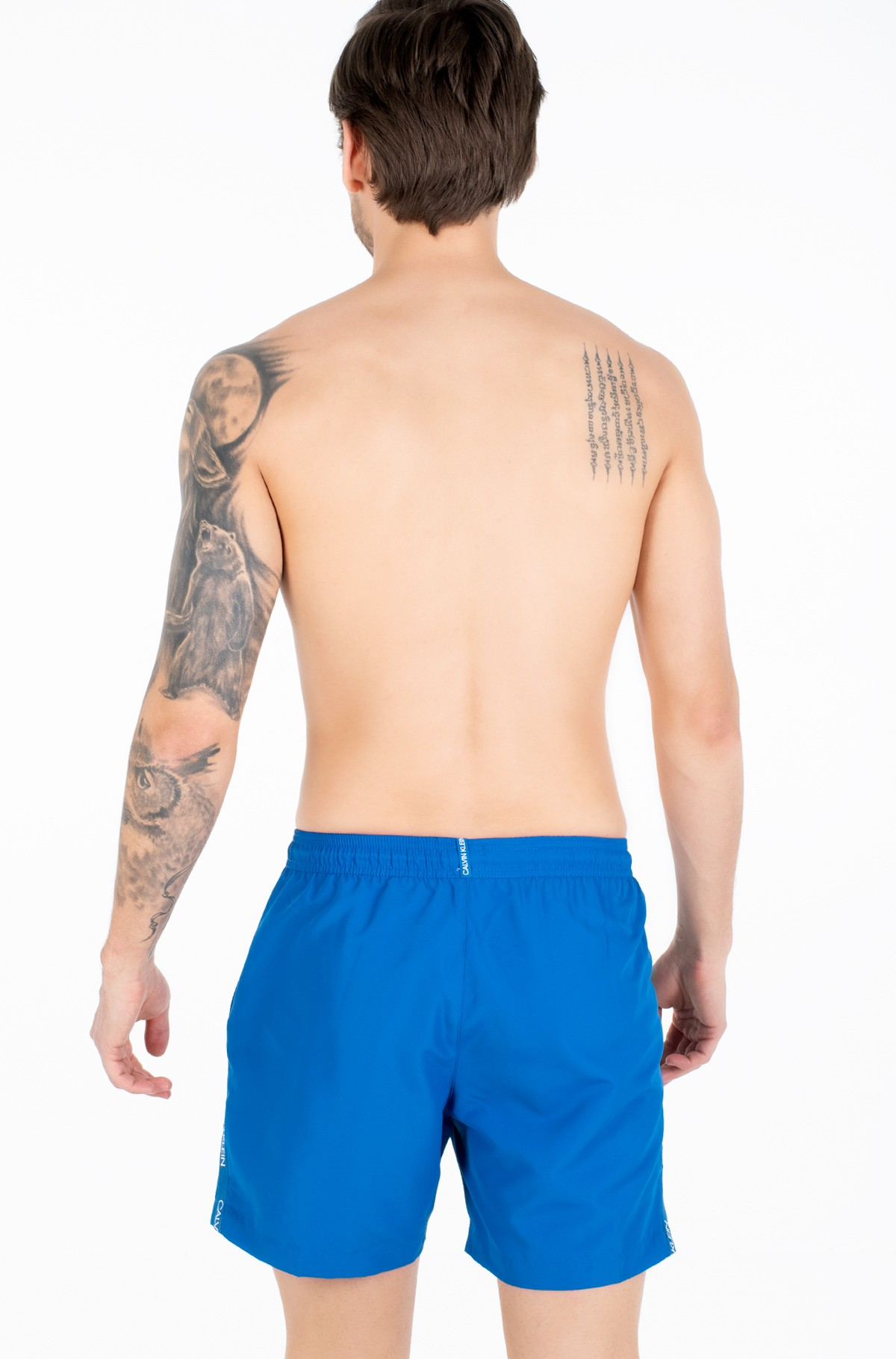 Swimwear MEDIUM DRAWSTRING KM0KM00425-full-2