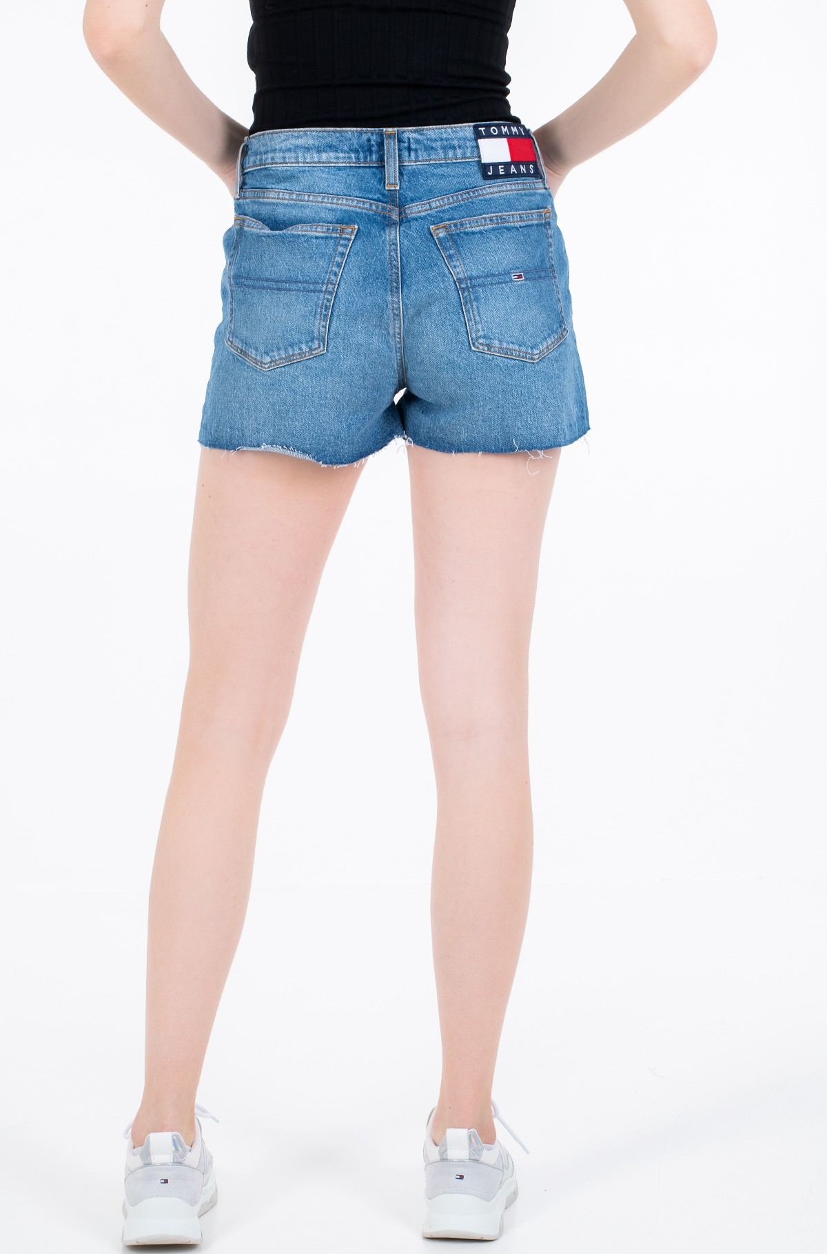 Shorts DENIM HOTPANTS ANMB-full-2