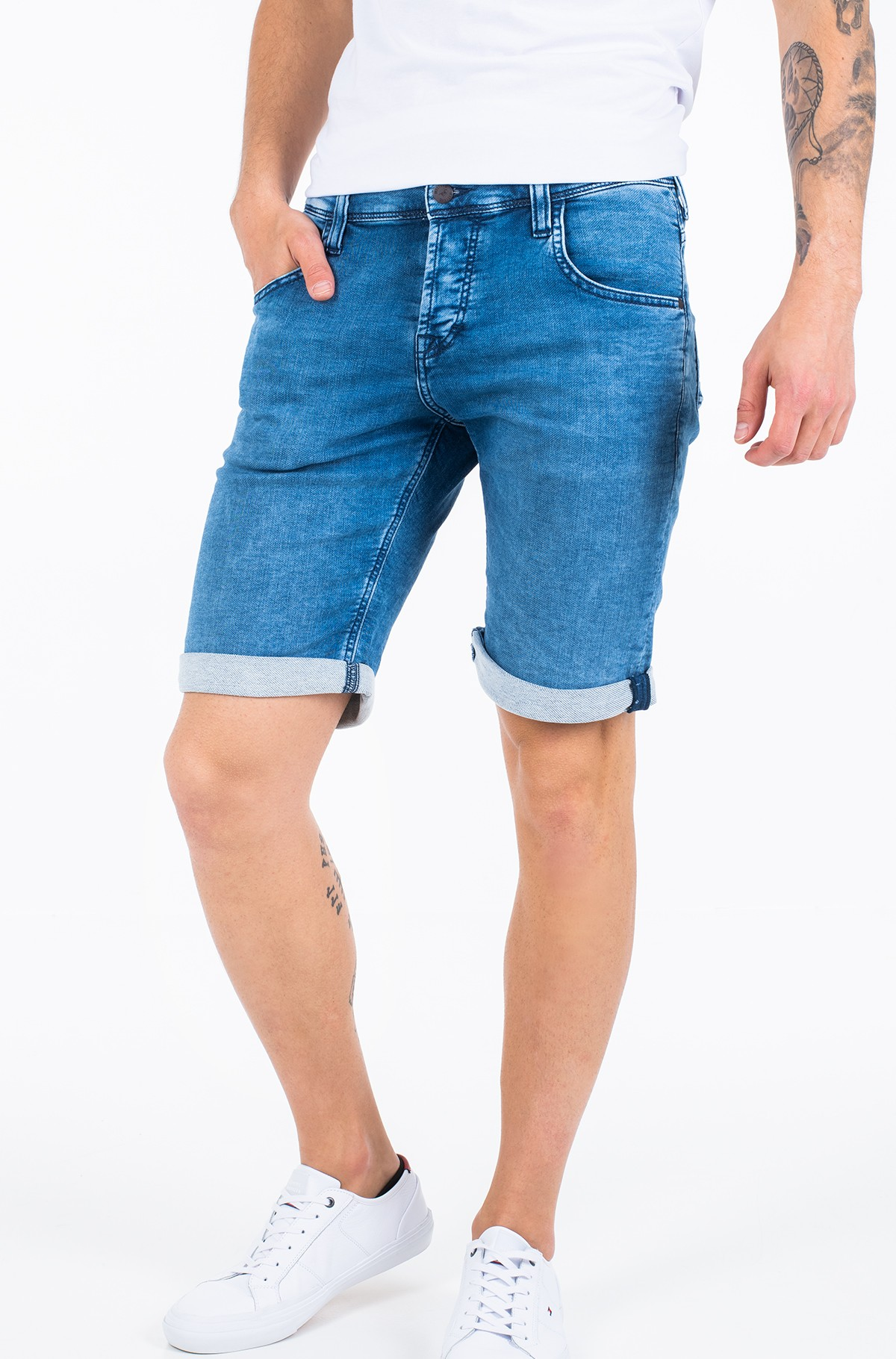 Lühikesed teksapüksid 1009181-full-1