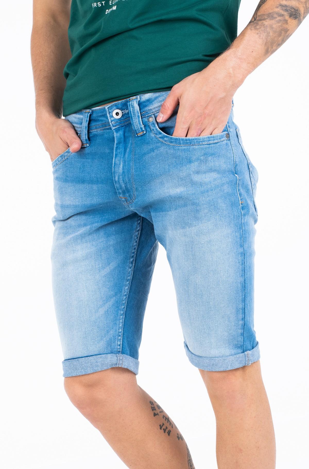 Lühikesed teksapüksid CASH SHORT/PM800074MB9-full-1