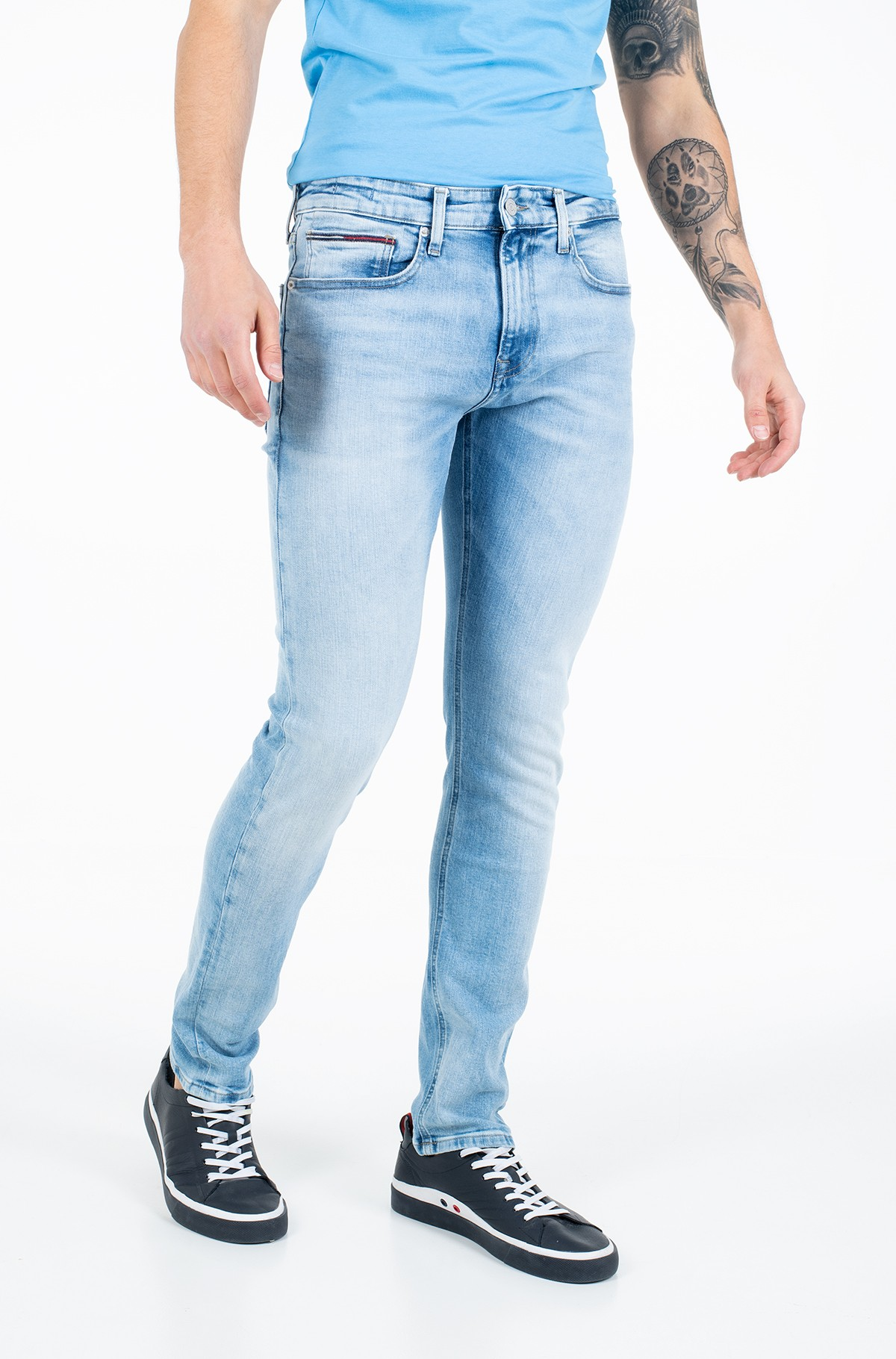 Jeans AUSTIN SLIM TAPERED CRTLT-full-1