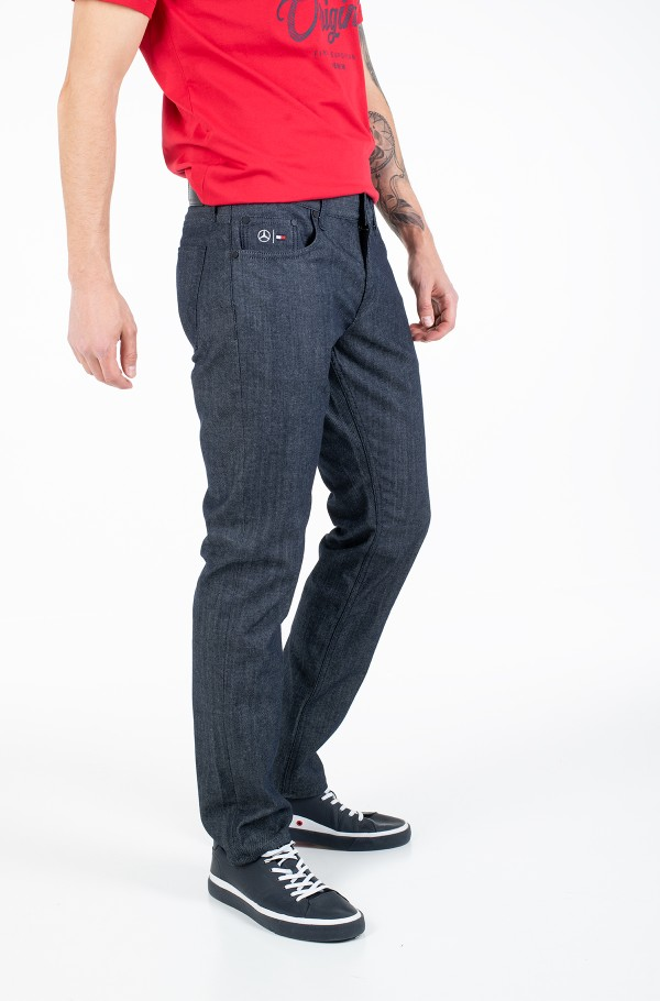 2 MB DENTON STRAIGHT - RAW DENIM