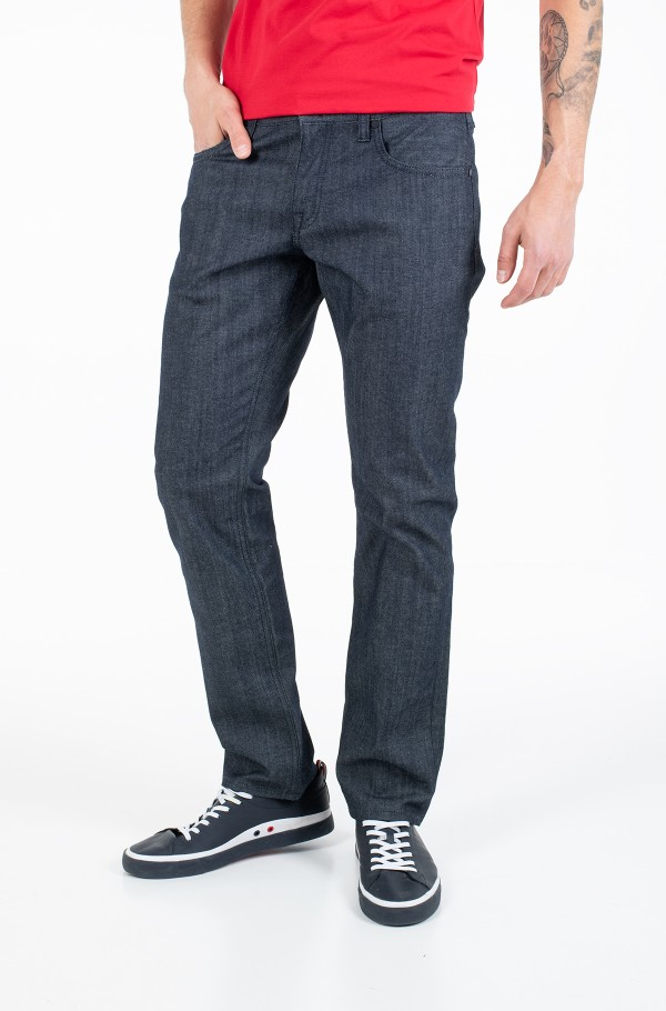 2 MB DENTON STRAIGHT - RAW DENIM-hover
