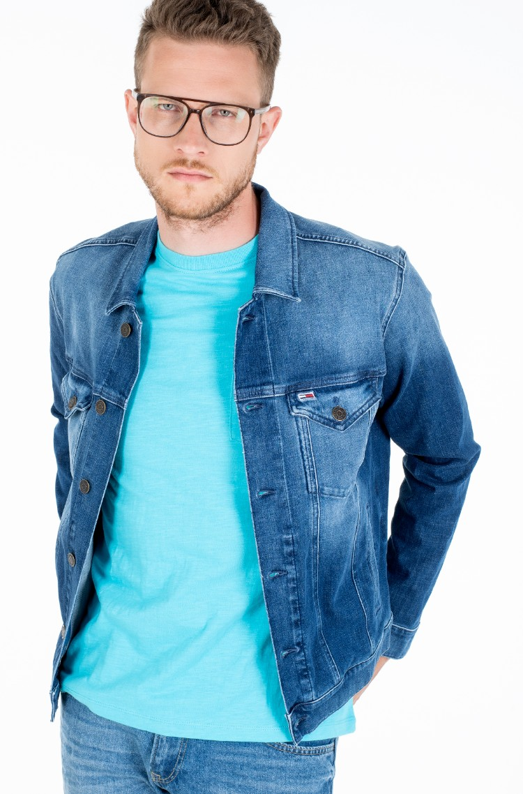 Denim jacket REGULAR TRUCKER JACKET DYCRM-1