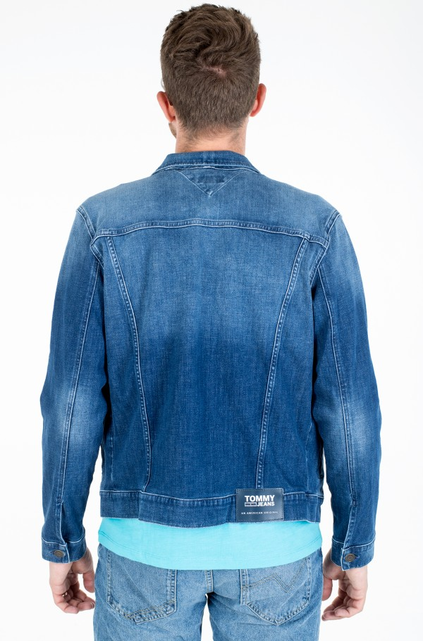 REGULAR TRUCKER JACKET DYCRM-hover