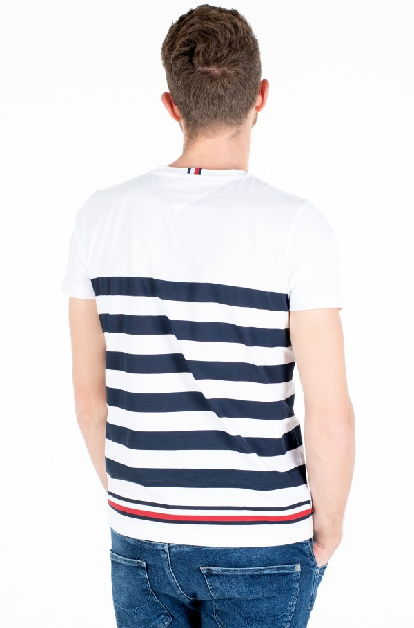 BOLD STRIPE TEE-hover