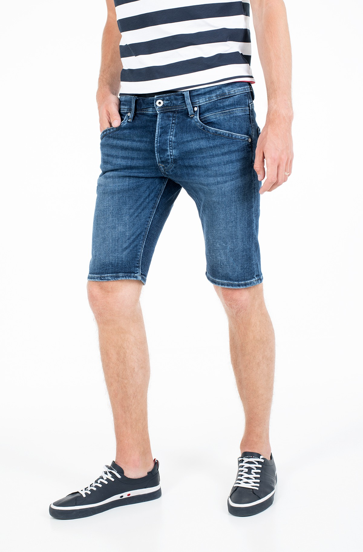 Lühikesed teksapüksid TRACK SHORT/PM800487NA7-full-1