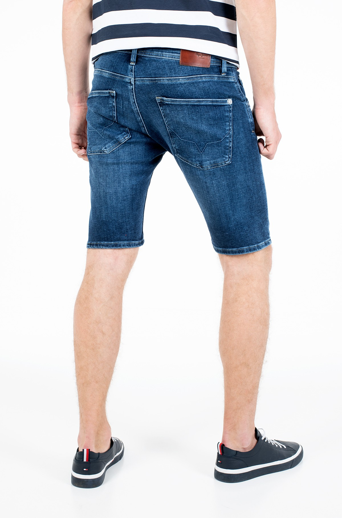 Lühikesed teksapüksid TRACK SHORT/PM800487NA7-full-2
