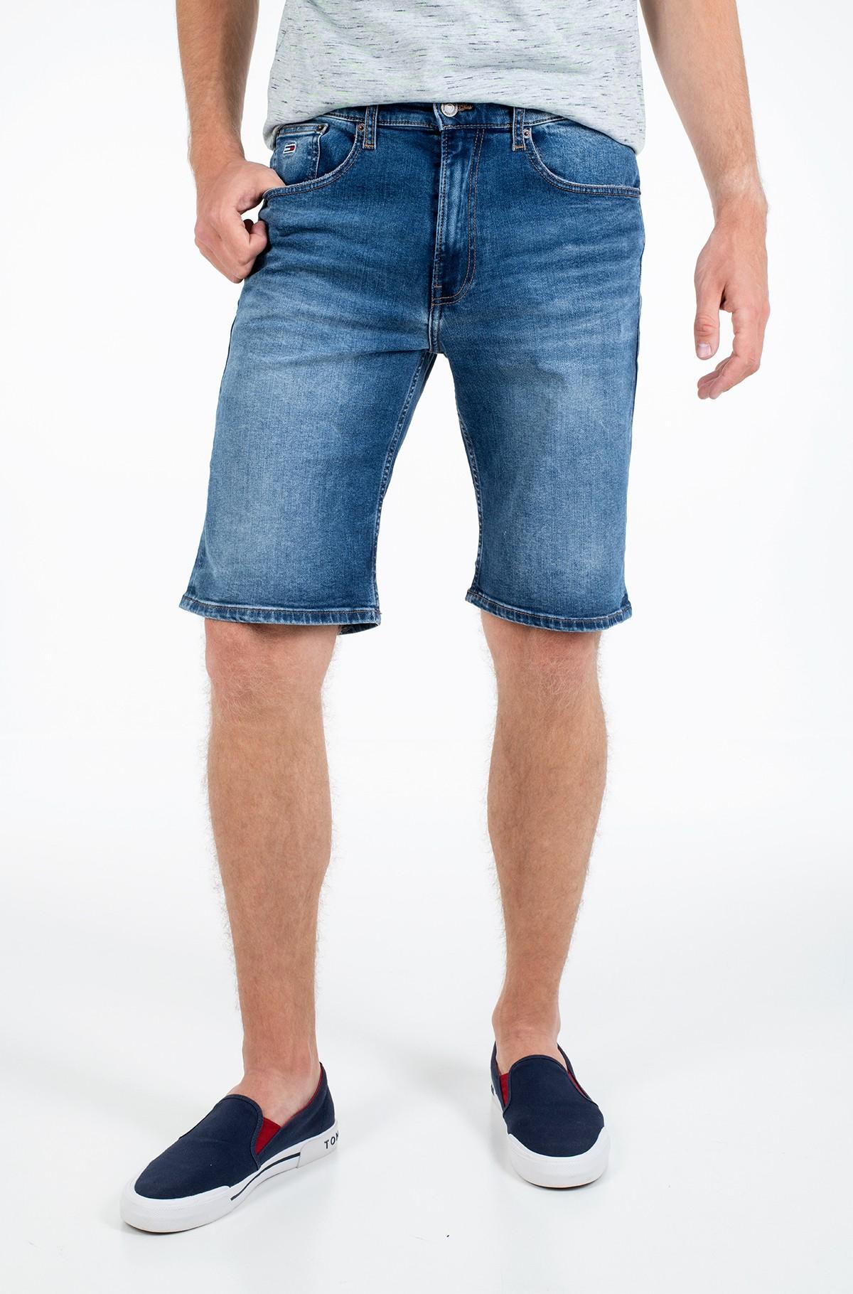 Lühikesed püksid REY RELAXED SHORT NCKM-full-1