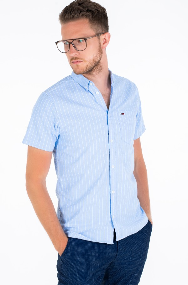TJM SHORTSLEEVE STRIPE SHIRT