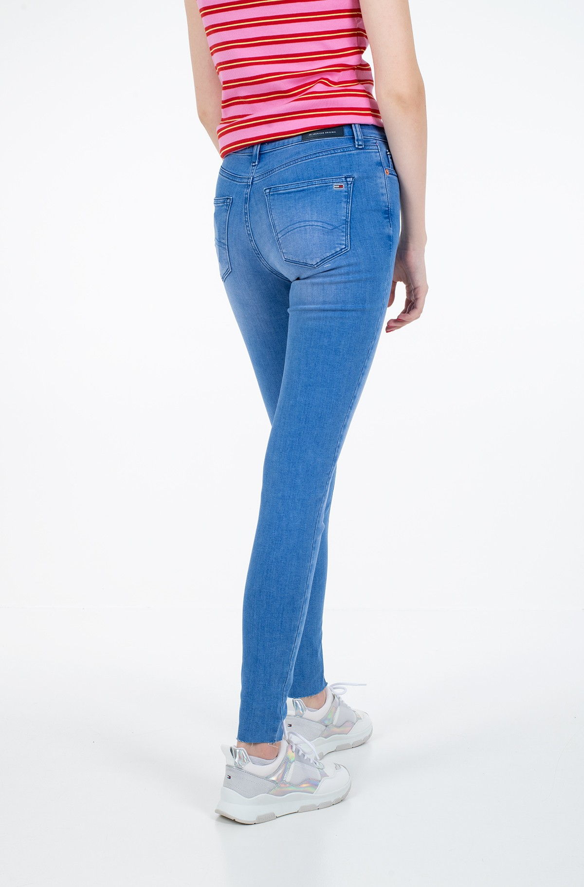 Jeans NORA MR SKINNY ANKLE ALX-full-3