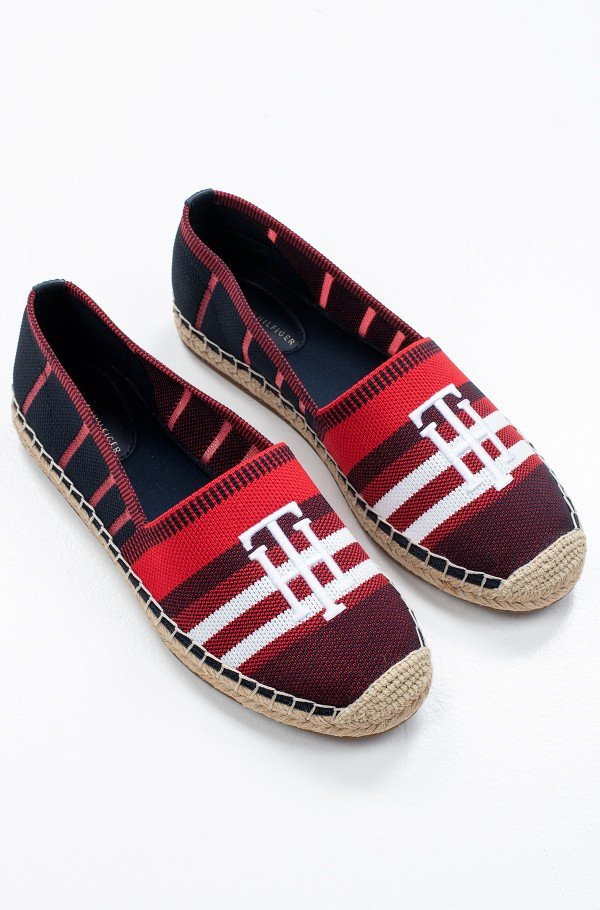 TOMMY KNITTED ESPADRILLE