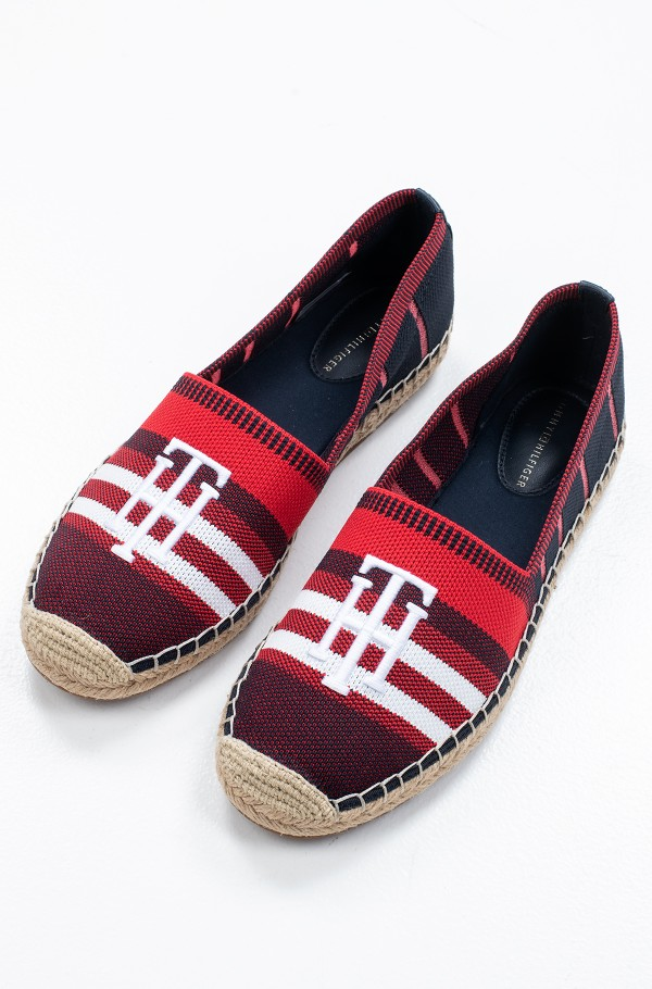 TOMMY KNITTED ESPADRILLE-hover
