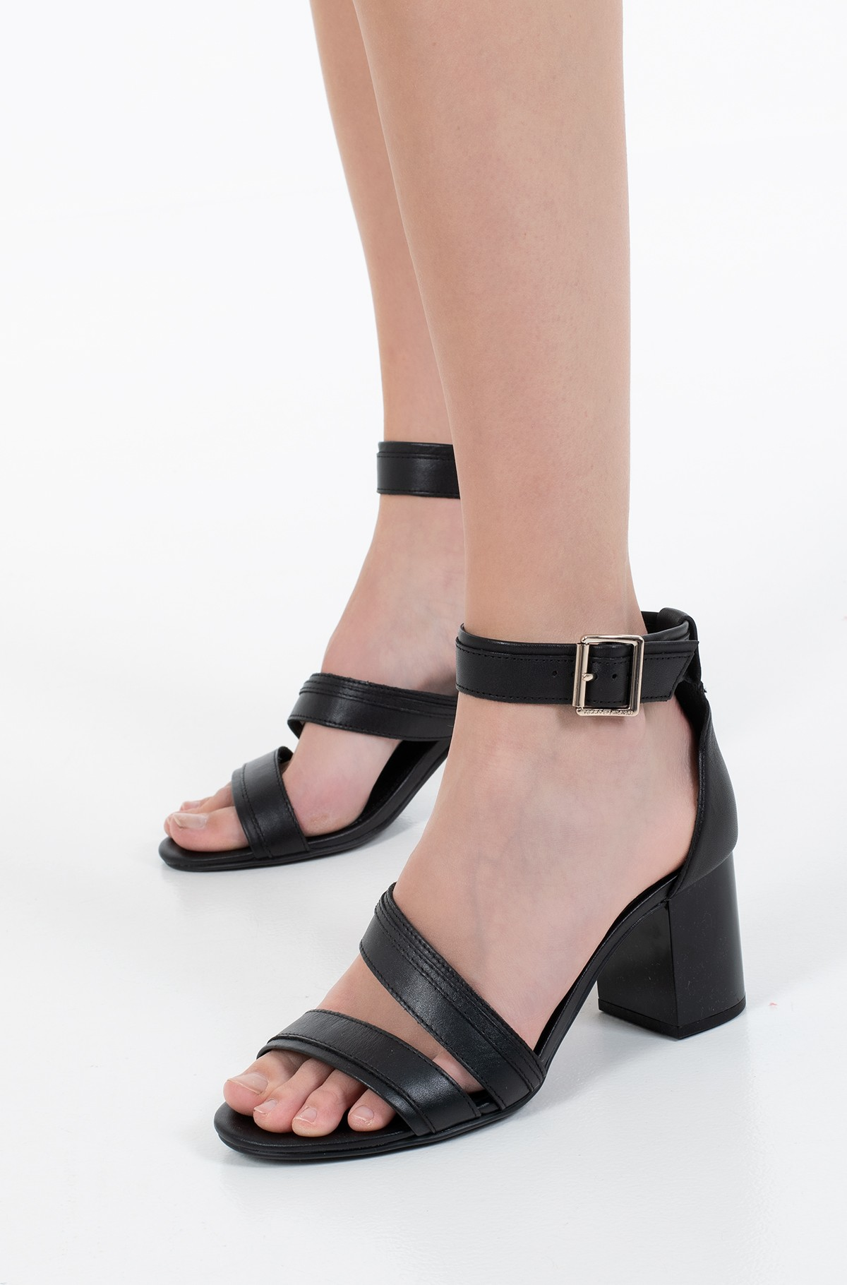 Kingad TOMMY STRAPPY MID HEEL SANDAL-full-1