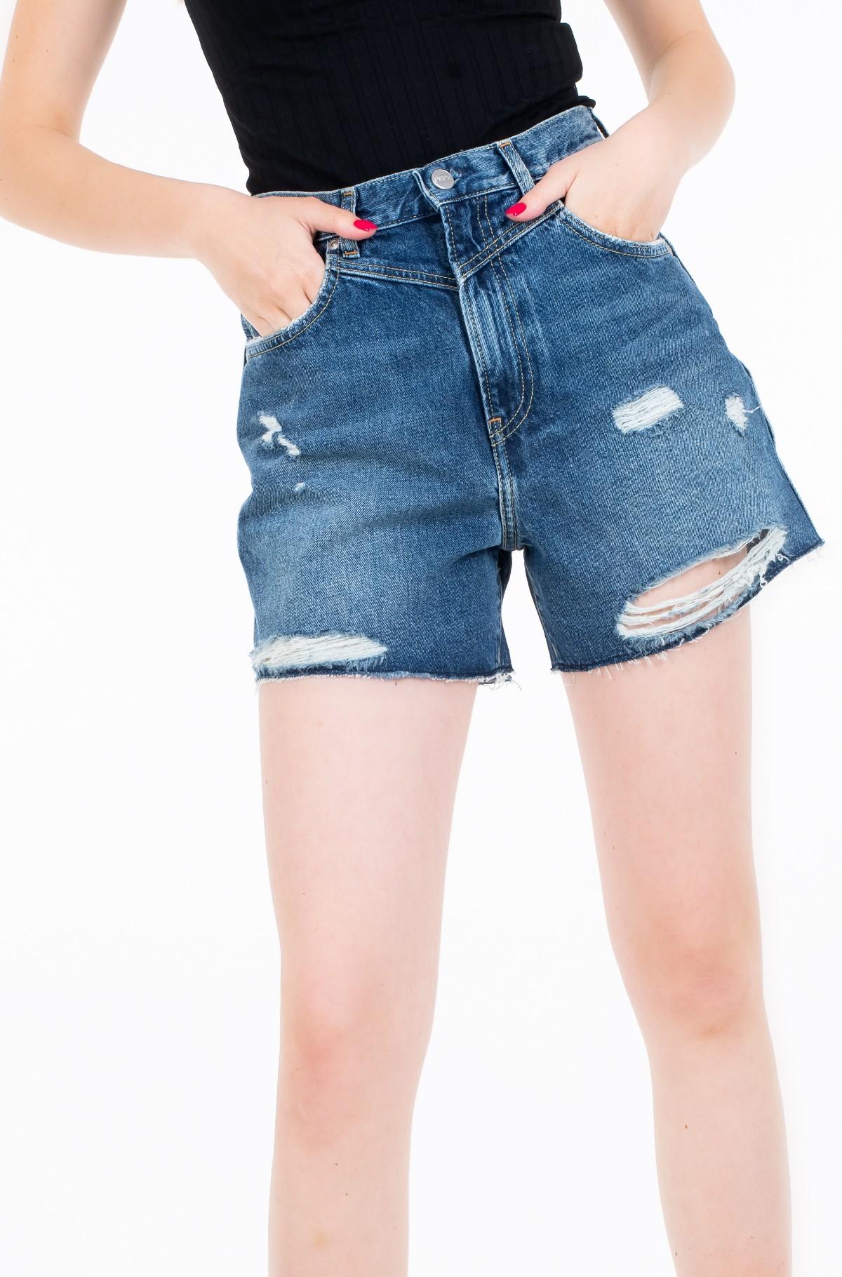Lühikesed teksapüksid RACHEL SHORT/PL800905-full-1
