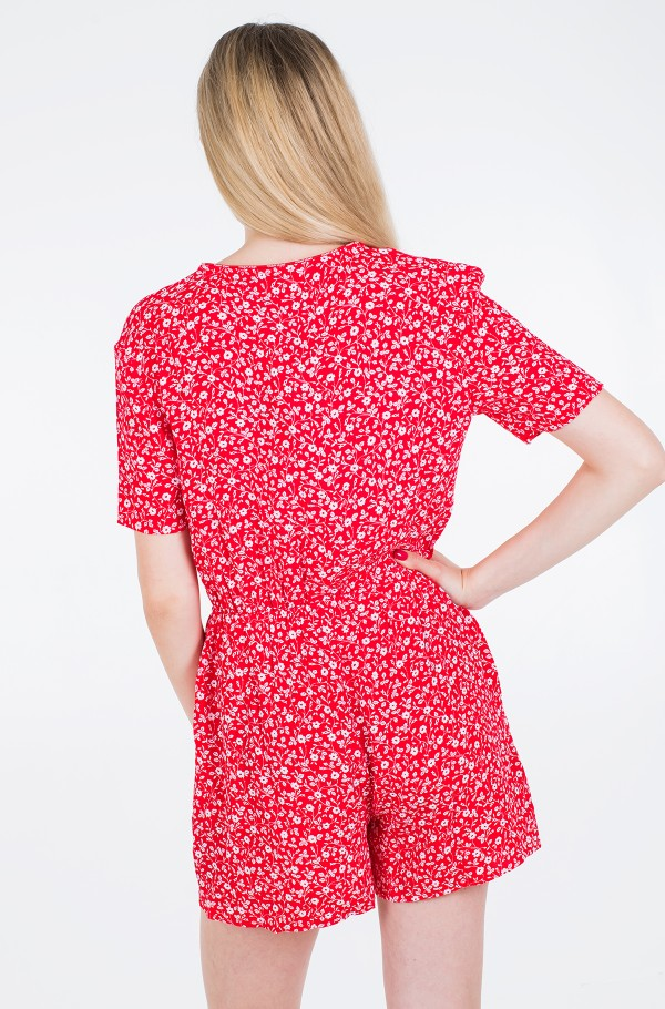 TJW FLORAL PLAYSUIT-hover