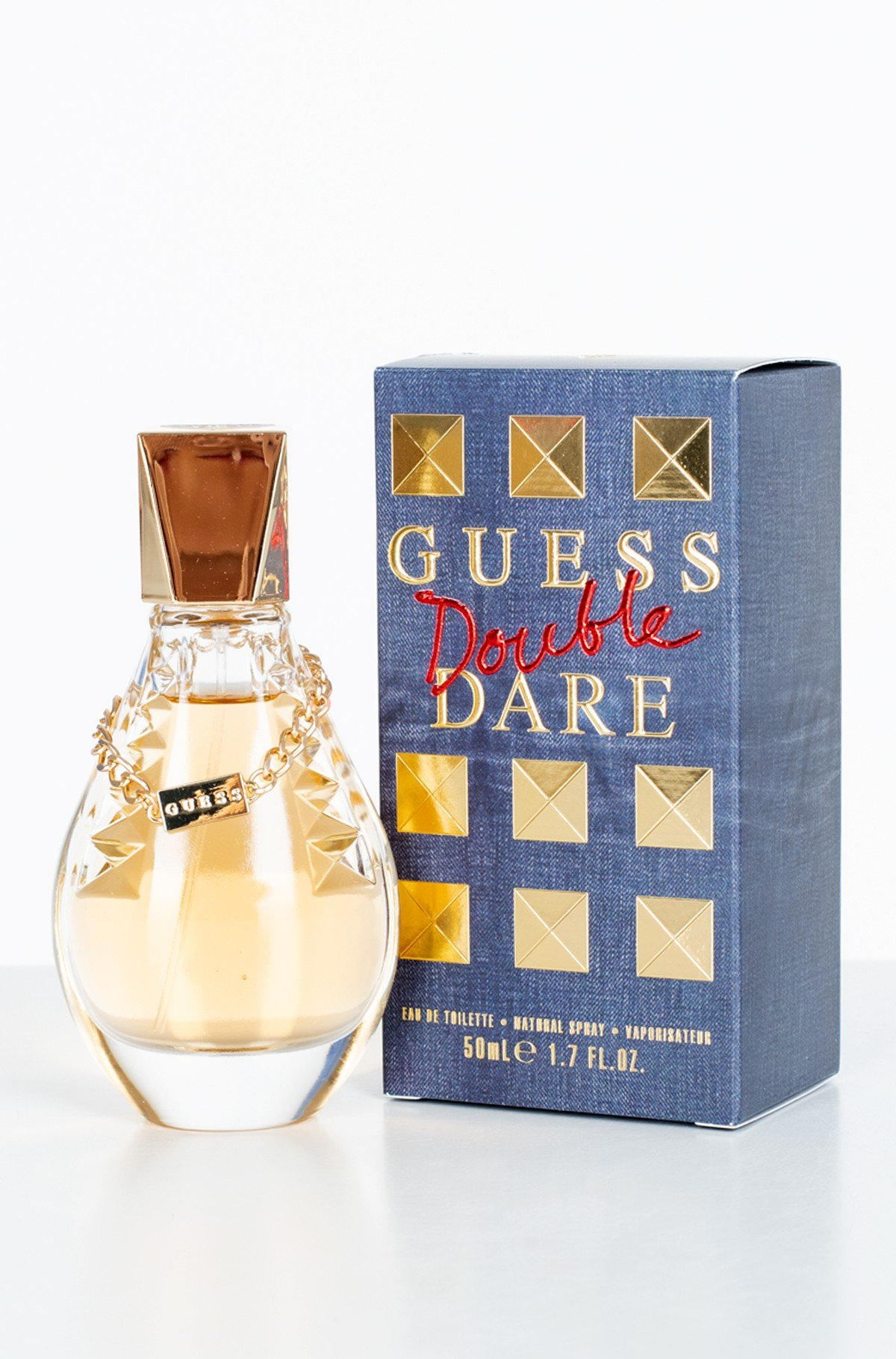 Smaržūdens EdT 50ml Dare II Guess-full-1