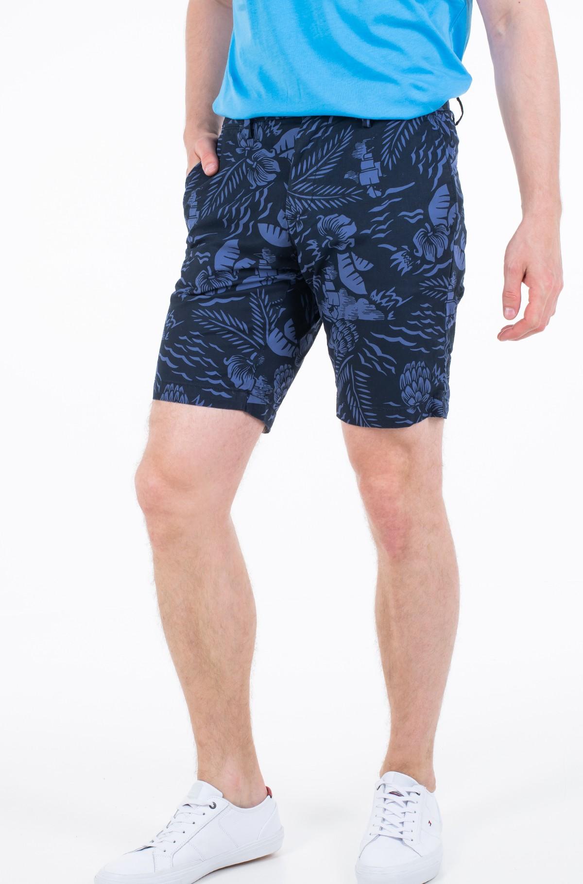 Lühikesed püksid BROOKLYN SHORT HAWAII PRINT-full-1