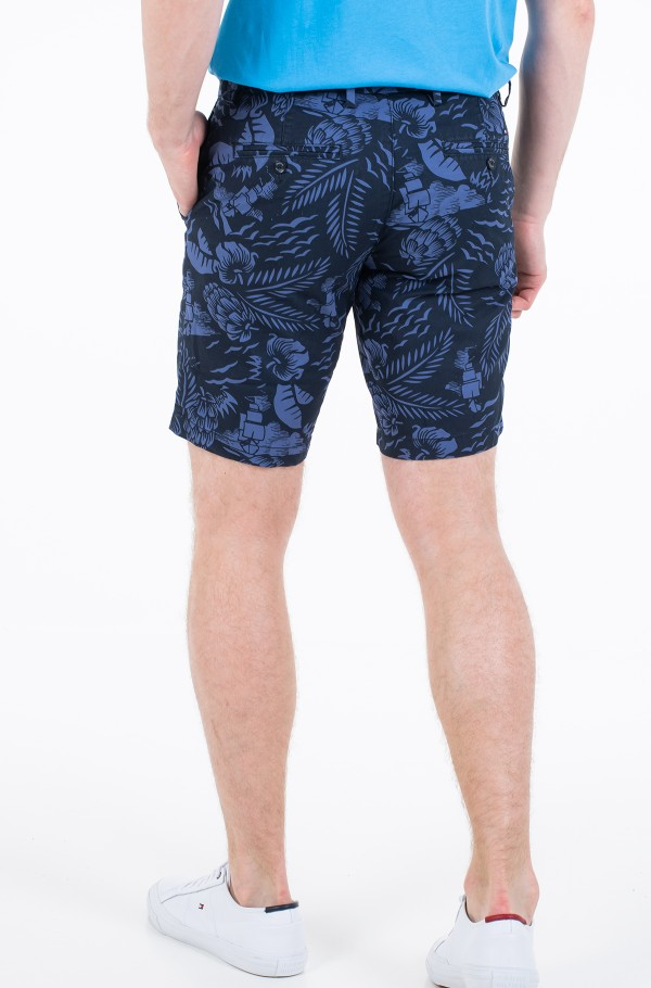 BROOKLYN SHORT HAWAII PRINT-hover