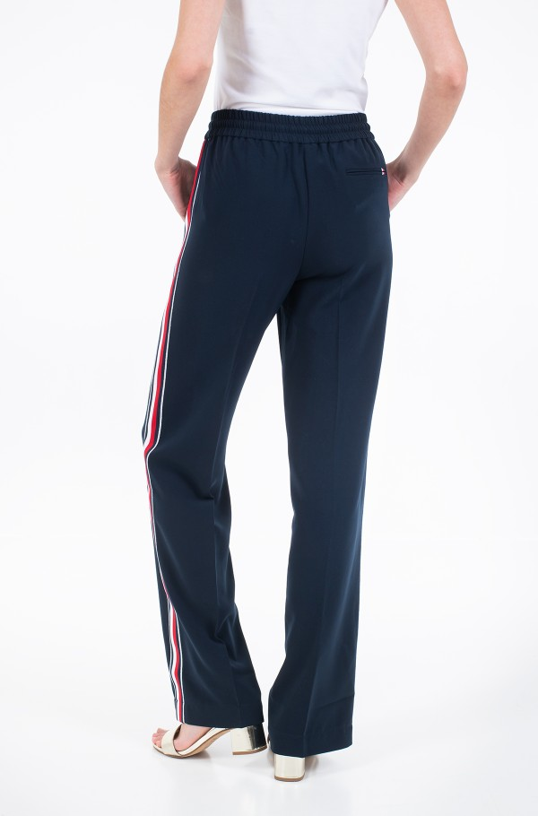 ICON DOUBLE CREPE WL PANT-hover
