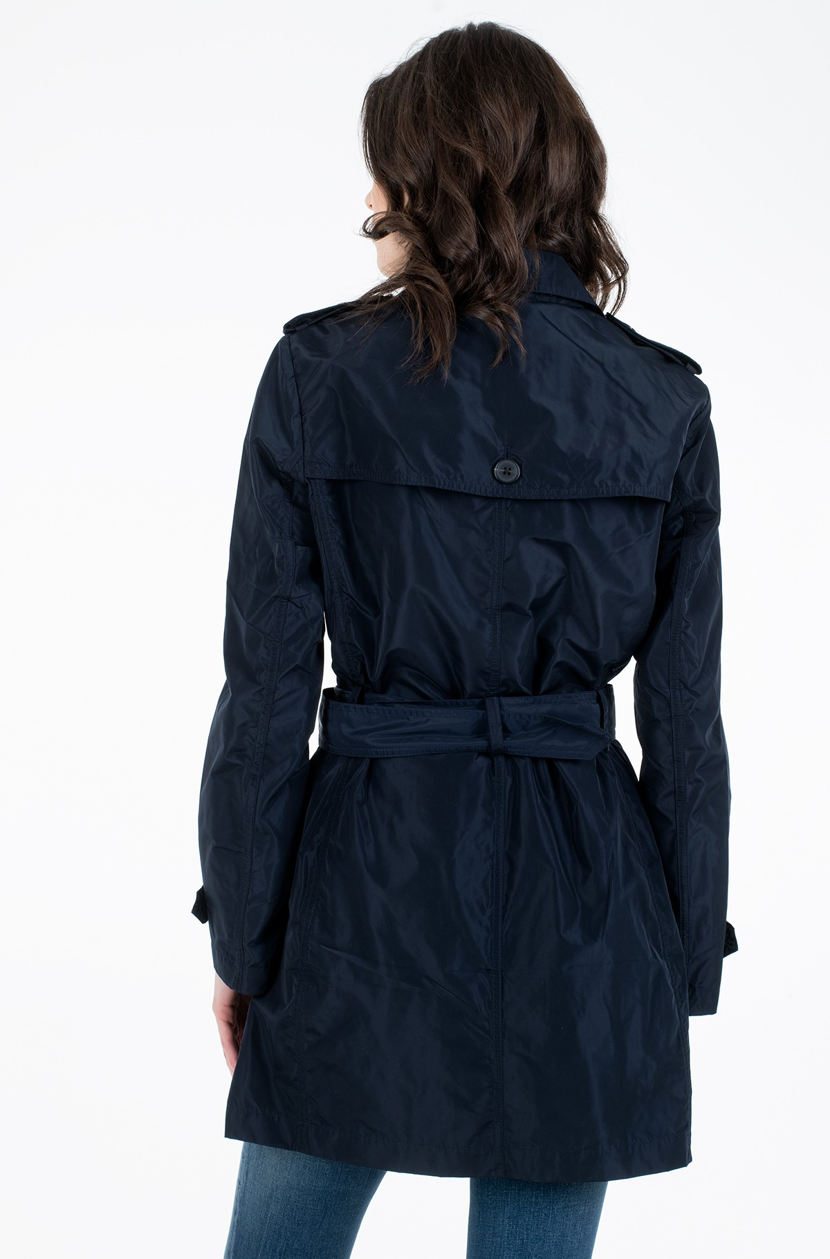 Pea coat CORY PACKABLE SB TRENCH-full-3