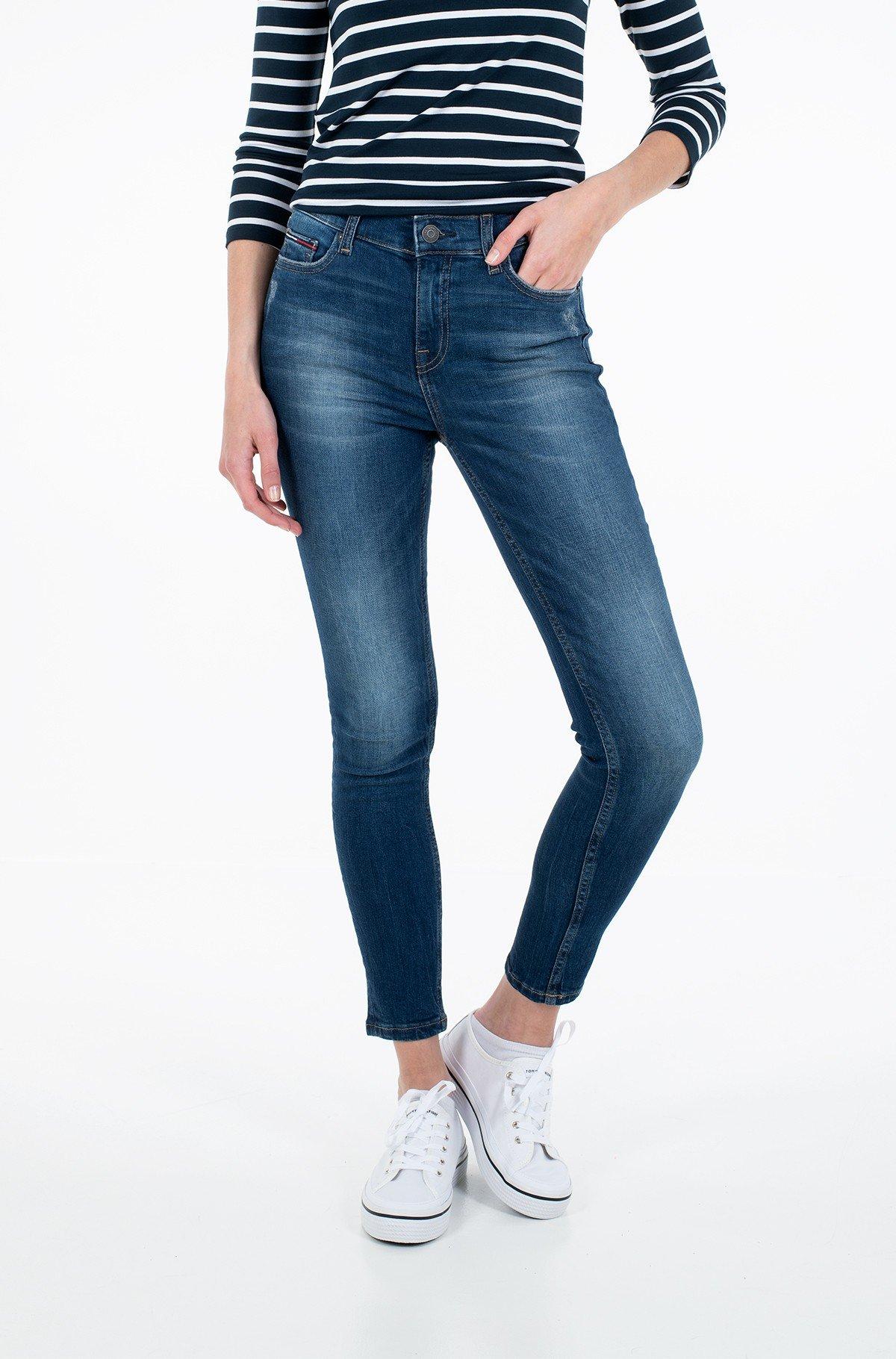 Jeans MID RISE SKINNY NORA 7/8 ELMD-full-1