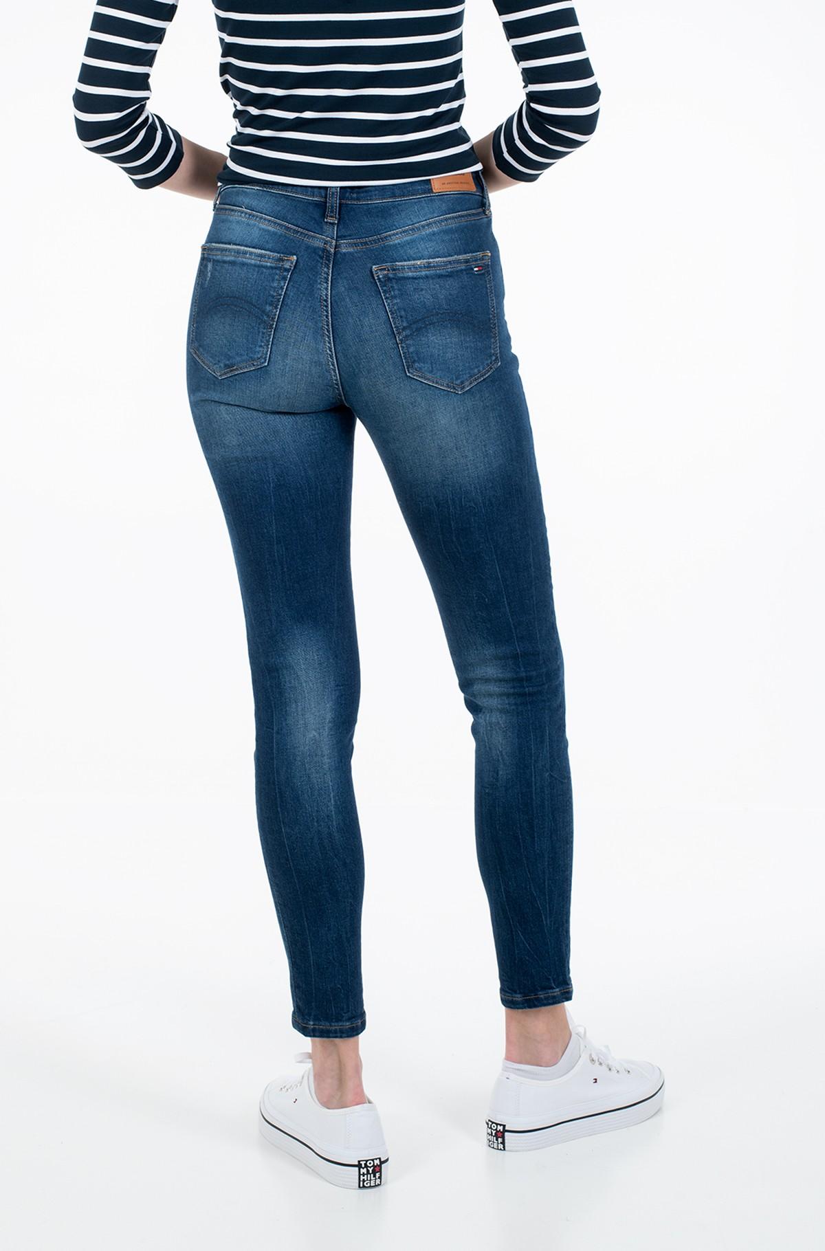Jeans MID RISE SKINNY NORA 7/8 ELMD-full-2