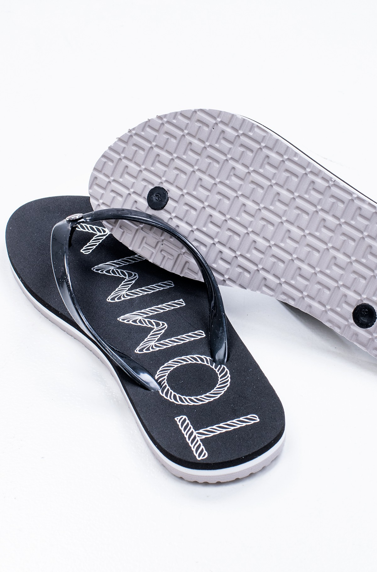 Plätud TOMMY FOOTBED FLAT BEACH SANDAL-full-2