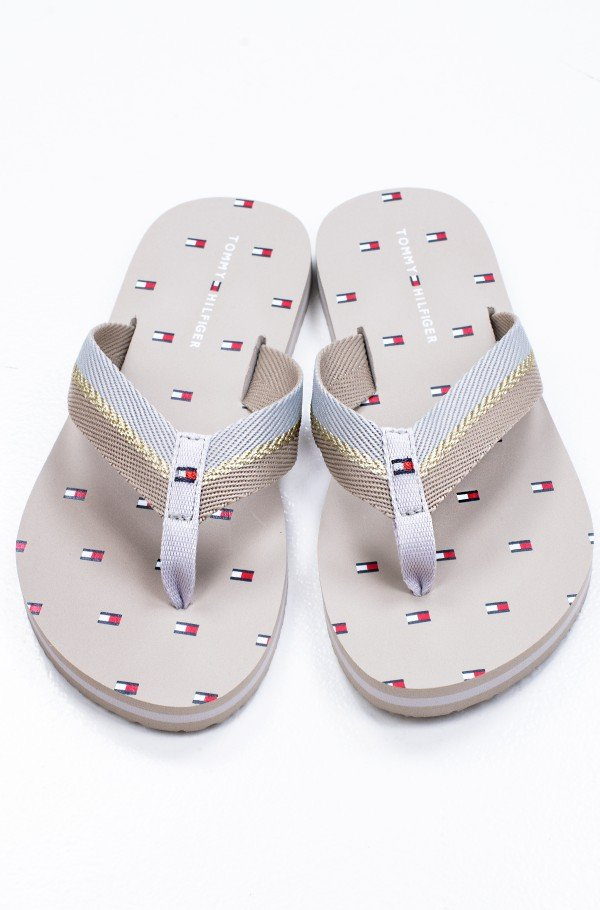TOMMY FLAG BEACH SANDAL