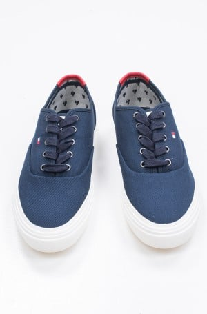 Tennised CORE OXFORD TWILL SNEAKER	-1