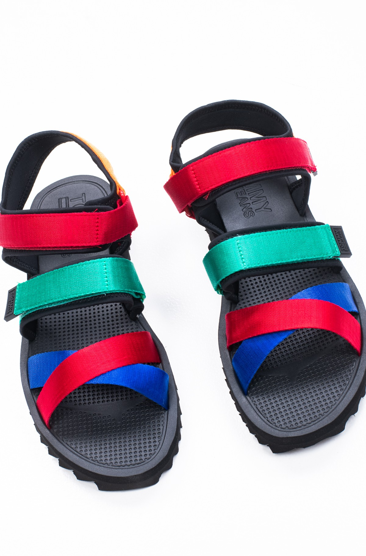 Sandaalid TOMMY JEANS LOGO STRAP SANDAL-full-2