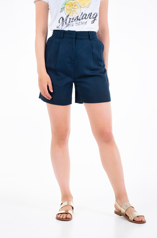 LINEN TENCEL SHORT