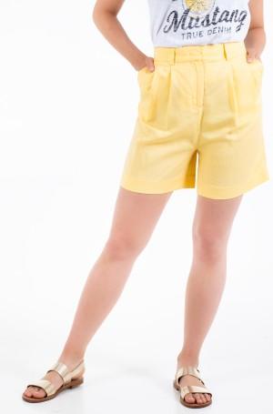 Shorts LINEN TENCEL SHORT-1